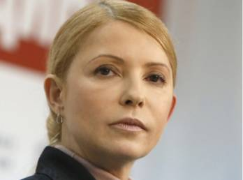 Tymoshenko says Poroshenko is main beneficiary in case on corruption at Defense Ministry