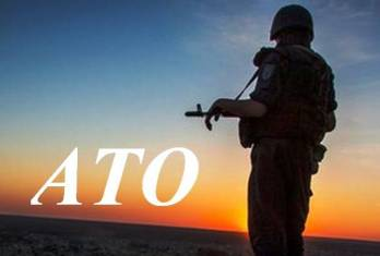 Two Ukrainian military injured in ATO zone on Easter